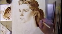 古典油画人物技法1