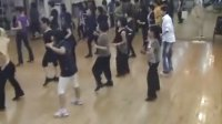 排舞 西班牙恰恰(新版)((韩国团队演示和分解)