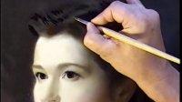 古典油画人物技法3