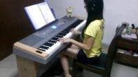 城市猎人 钢琴插曲  110823 娘子 DGX640