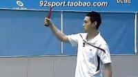 羽毛球教学视频 反手搓球技巧 羽毛球拍 羽拍技巧 内部训练
