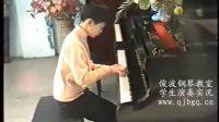 9岁钢琴 琴童  水草舞  原创