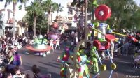 皮克斯冒险游行 Pixar Parade at California Adventures
