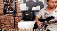 LANEY/兰尼 LX12 电吉他音箱评测 音色试听