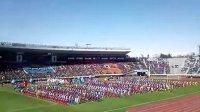 第90届高中足球全国大赛30日开幕,来自全国的48支地区冠军队云集国立竞技场