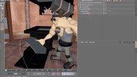 MAXON CINEMA 4D 13 Collision Deformer