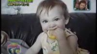 宝宝吃柠檬,各种萌