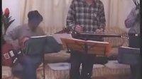 夏威夷吉他老紫檀乐队(红河谷)
