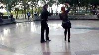 兰花儿【林鹰夫妻跳舞】