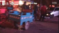 辛集育红街口发生惨重交通事故2012年1月4日