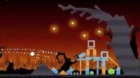 《愤怒的小鸟季节版》万圣节 1-4  通关视频
