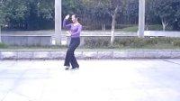 舞蹈月光下的凤尾竹
