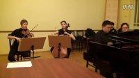 老齐和他的朋友们之--柴可夫斯基钢琴三重奏
