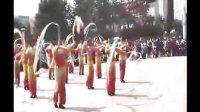 莒南广场舞《火红的秧歌扭起来》【原创】