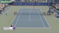 2013年WTA韩国公开赛决赛 A拉VS帕夫柳琴科娃
