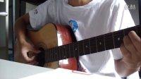 吉他初学弹唱之兰花草