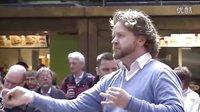【Edwin】快闪不一定是舞蹈!丹麦哥本哈根中央火车站管弦乐古典音乐快闪世界名曲---波莱罗舞曲!