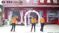 七彩祥云广场舞——站在草原望北京