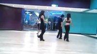 排舞   La ChaCha   (南希08年演示视频)