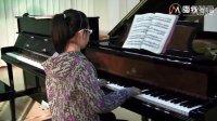 莫扎特C大调奏鸣曲K.545,30分钟磨练练习效果对比
