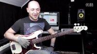 Fender Precision Bass - Custom Shop 59