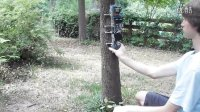 Arduino Powered Tree-Climbing Robot