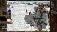 英雄无敌3 野蛮人的攻击 200难度红色地下莎莎22天