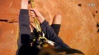 在美国大峡谷巨洞上荡秋千 World's Largest Rope Swing 世界上最大的秋千了!