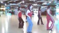 排舞  El Rey Split(南希08年演示视频)