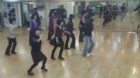 排舞,一起跳恰恰(演示与分解)