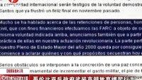 哥伦比亚反政府武装声明放弃绑架行为 120227 安徽新闻联播
