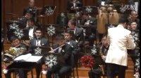 解放军军乐团演奏《圣诞快乐》