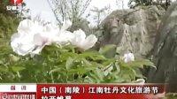 中国(南陵)江南牡丹文化旅游节拉开帷幕 120422 安徽新闻联播