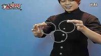 台湾魔术师Jacky四连环魔术教学 - 四环高手