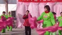 乡村版 聂庄村2012迎新春联欢会 舞蹈《欢聚一堂》聂树永演唱