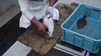 活缔料理鲜鱼法