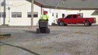 0.5立方液压轮式水泥搬运车