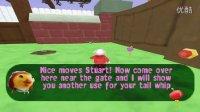 PS1游戏《精灵鼠小弟2》完全攻略2(后院)
