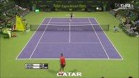 【零凌网球】比赛篇——2014多哈 - 纳达尔VS罗索尔