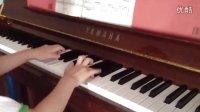 洋洋超强演奏 小赋格 钢琴三级 201207087