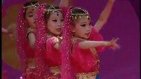 舞妞妞培训学校太原少儿电视艺术大赛金奖舞蹈《阿拉伯之夜》