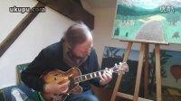 Chicken Reel - Archtop ukulele