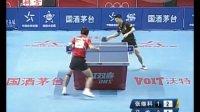 2012中国乒乓球队奥运热身赛 男子单打 马龙VS张继科 精彩剪辑
