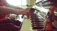 灌篮高手《好想大声说爱你》钢琴演奏