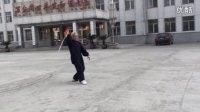 高介河演练杨式38式太极刀