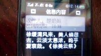 刘王楚楚的爸爸的诗:《徐美云祭》