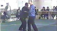 门惠丰--魏树人推手(首届全国重点单位太极拳推手观摩交流会)