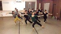古典舞身韵课程视频  新课开班片断 授课教师:刘怡凡