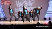 【街舞蚊子社区】成人部嘻哈国际2011