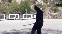 高介河演练42式太极剑竟赛套路